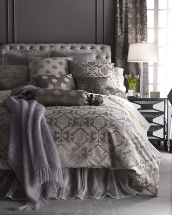 Medallion European Sham traditional-shams