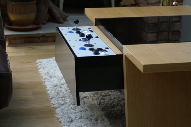 Double7 Arcade Table eclectic home electronics