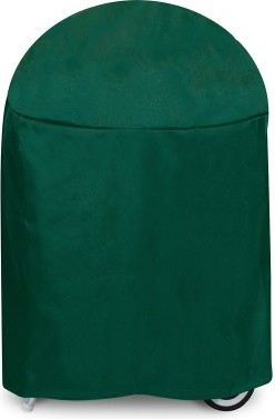 Two Dogs Hunter Green Grill Cover-26 in. modern-ovens