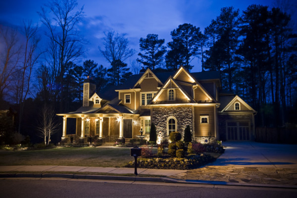 Innovative outdoor lighting - Exterior led lights for homes ...