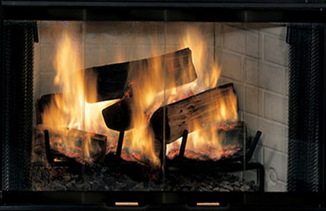 Majestic Bc36 Royalton Wood Burning Fireplace Modern Indoor Fireplaces By Plumbersstock