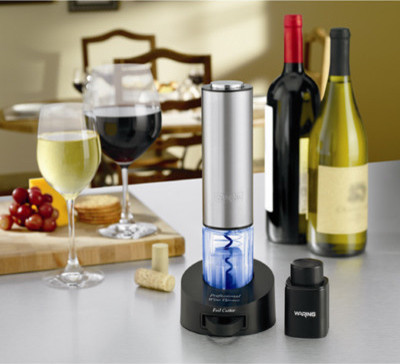 Waring Pro Professional Cordless Wine Opener His/Her Gift Set Top-Notch NEW | eB wine-and-bottle-openers