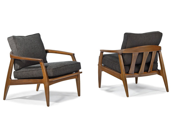 Cooper Lounge Chairs by Milo Baughman from Thayer Coggin - Thayer Coggin, Inc.