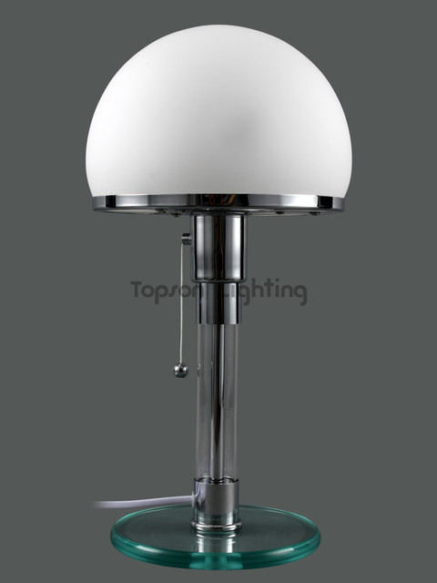 Wilhelm wagenfeld table lamp the bauhaus lamp modern lighting other metro by topson lighting - Topson lighting ...
