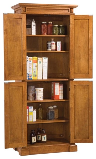 Pantry Storage Cabinet contemporary-pantry-cabinets