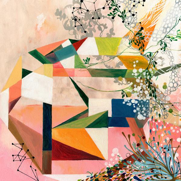 Elka Three Print contemporary-artwork