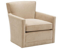 Cody Swivel Chair contemporary-living-room-chairs