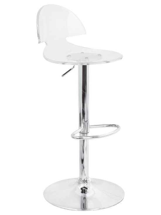Venti Bar Stool - ACRYLIC