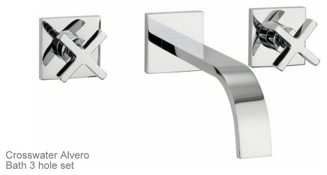 contemporary bathroom faucets by UK Bathrooms
