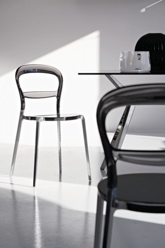 Wooden and Metal Chairs Wien Dining Chair (Set of 2) (Set of 2) modern-dining-chairs