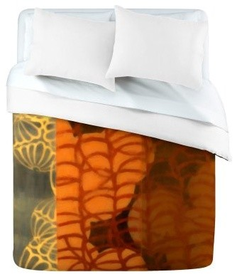 DENY Designs Conor ODonnell Recondition 1 Duvet Cover modern-duvet-covers-and-duvet-sets