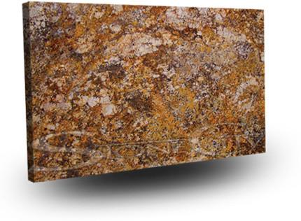 Carnival Granite Slab contemporary-kitchen-countertops