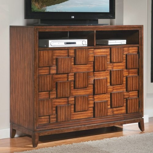 Campton Media Chest contemporary media storage