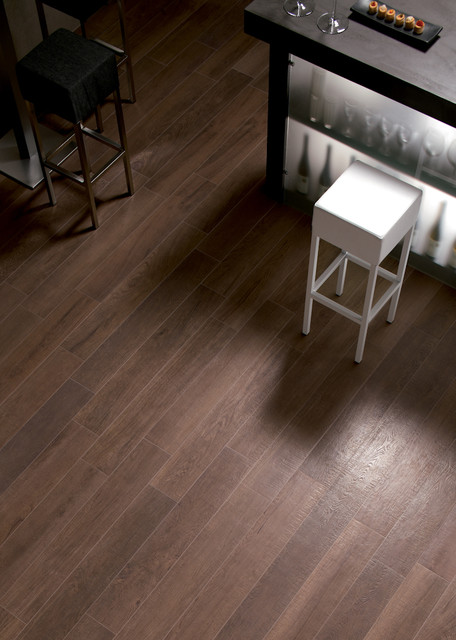 Wood Look Porcelain Tile - Imola Strobus  floor tiles