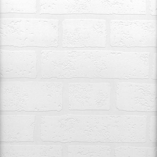 Belden brick texture paintable wallpaper bolt modern for Paintable textured wallpaper