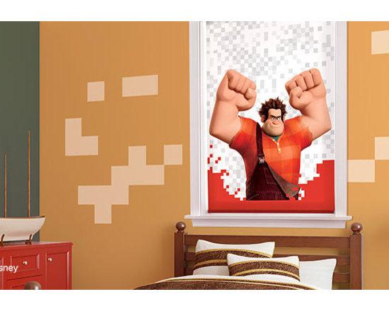 Disney Wreck it Ralph Window Shades -
