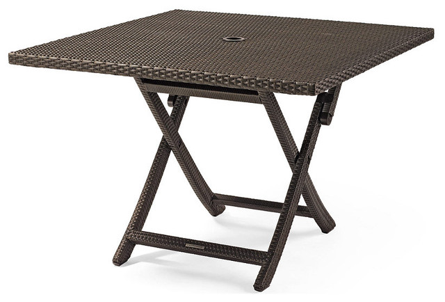 Outdoor Folding Table : ... Furniture / Outdoor Bar Furniture / Outdoor Pub & Bistro Tables