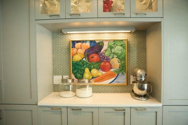 Georgia Avenue Renovation contemporary-kitchen