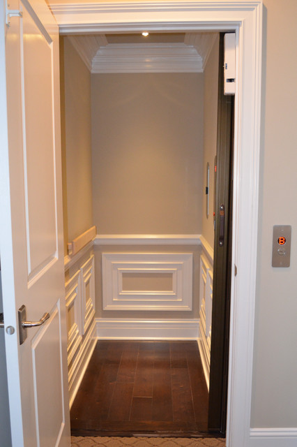 Hinsdale Custom Home Elevator Traditional Chicago By