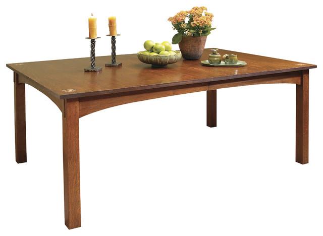 stickley dining room table | Stickley Harvey Ellis Dining Table 89/91-1797