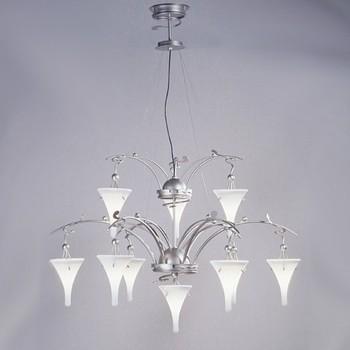Lamp International | Lanza Large Pendant Light modern-chandeliers