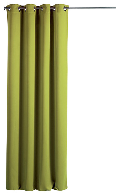 Blackout Window Curtain Panels Square Grommets Cocoon