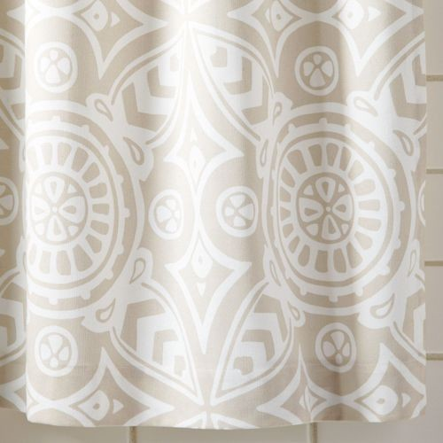 Restoration Hardware Shower Curtain Rod Serena and Lily Dishes