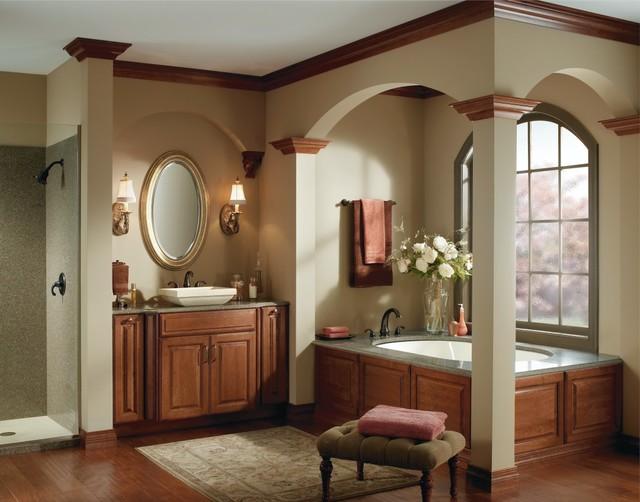 Schrock Parker Vanity Cabinets Bathroom Other Metro