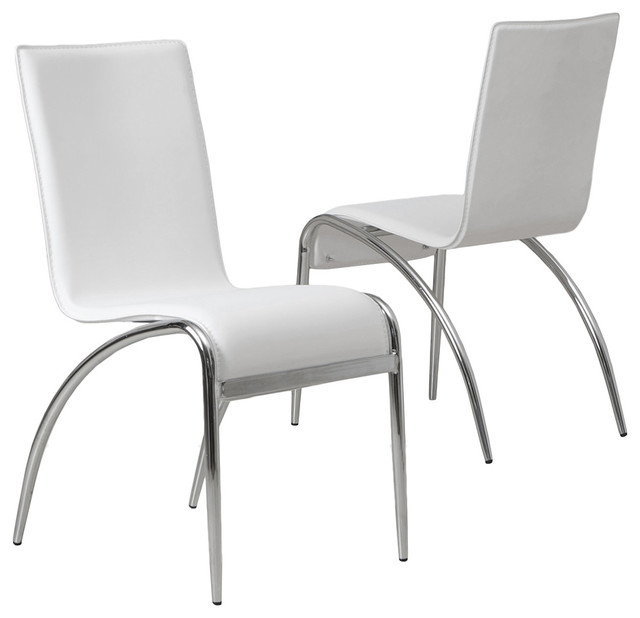 Aude Modern Design Dining Chairs, Set of 2 modern-dining-chairs