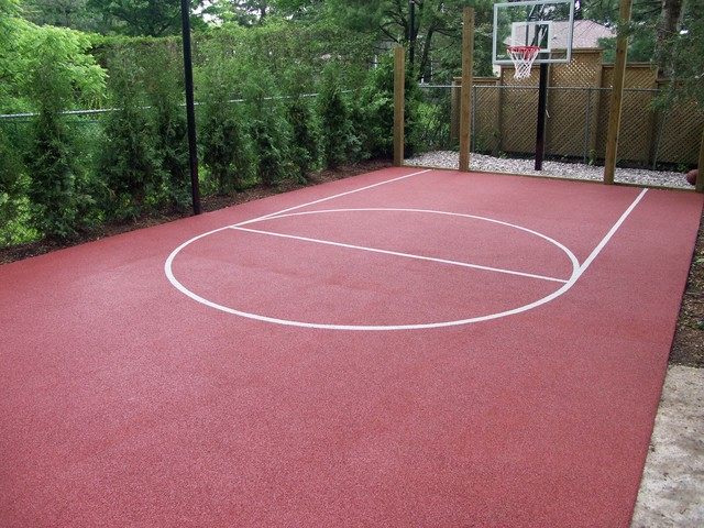 Games & Sports Courts by Rubaroc Rubber Safety Surfacing outdoor-products