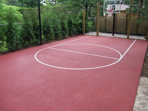 How much is it to put on a basketball court for How much to make a basketball court