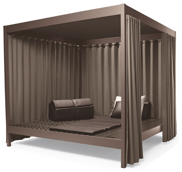 CITY CAMP Daybed by Annette Hinterwirth Patio Furniture