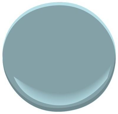 Jamestown blue hc 148 paint paint by benjamin moore - Jamestown blue paint color ...