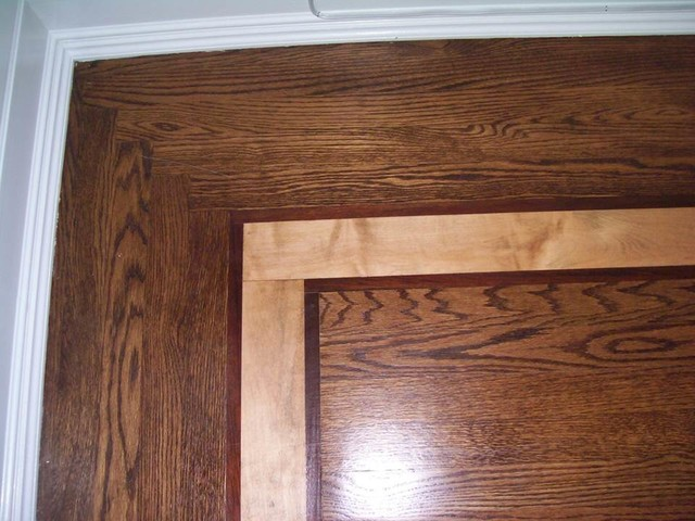 Hardwood Borders And Inlays Traditional New York By