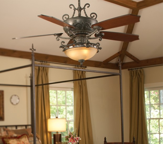 Old World Fan Item 687000 Mediterranean Ceiling Fans