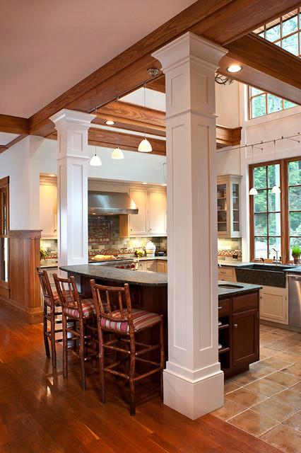 Residential Kitchen traditional-kitchen