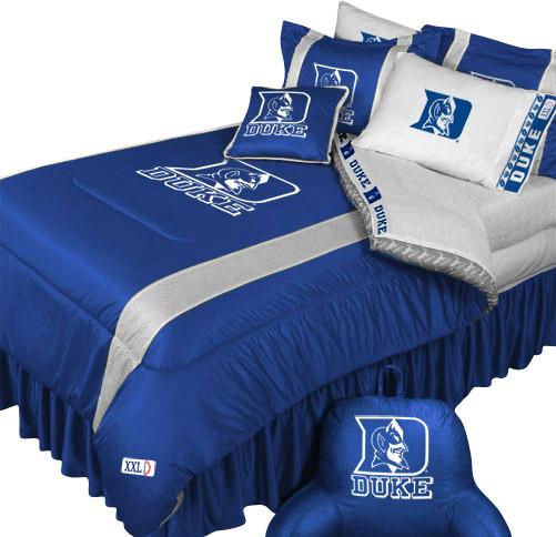 Duke Sports Crib Bedding Set