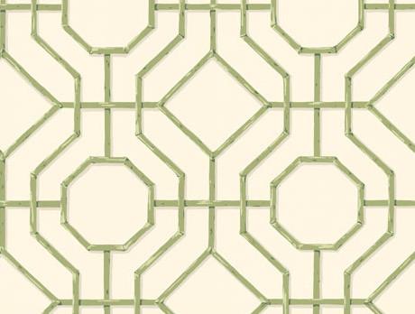 Cowtan & Tout Bamboo Wallpaper contemporary-wallpaper