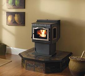 Rustic, Stove, Cast Iron, Green Heating, Eco Friendly, Traditional ...