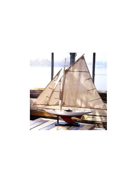 Bermuda Sloop -