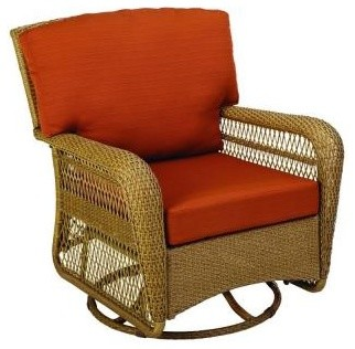 Martha Stewart Living Patio Furniture Charlottetown Natural All Weather Wicker Contemporary