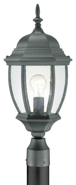 Covington Outdoor Post Light traditional-post-lights