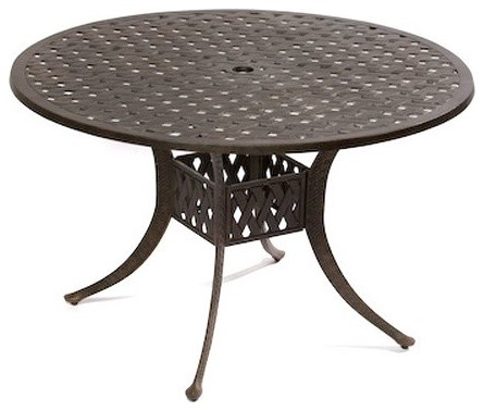 Dining Table Outdoor Dining Table With Umbrella