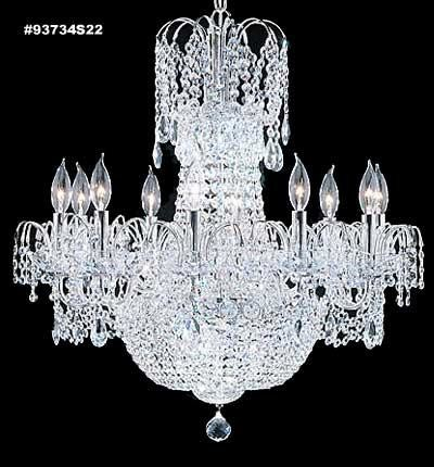 Bel-Air Collection - IMPERIAL Crystal modern-chandeliers