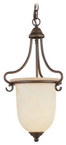 Our Coronado Hall/Foyer/Island Light is available in two sizes to meet your need traditional-ceiling-lighting