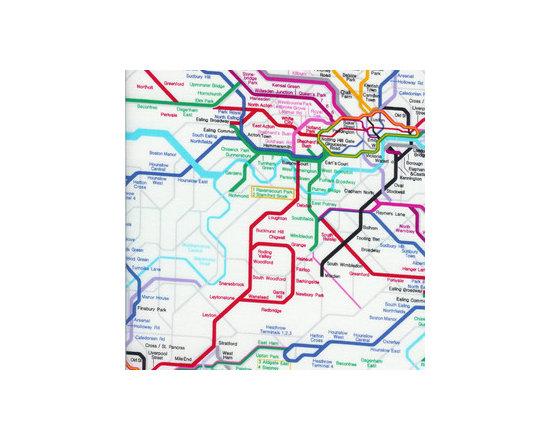 London Tube, Multi Fabric -