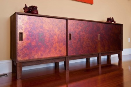 Sunburst Sideboard modern-buffets-and-sideboards
