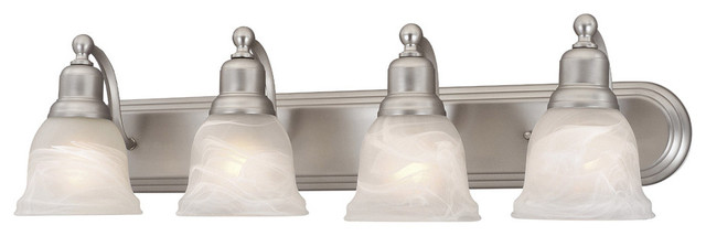 LaSalle 4 Light Vanity traditional-bathroom-vanity-lighting