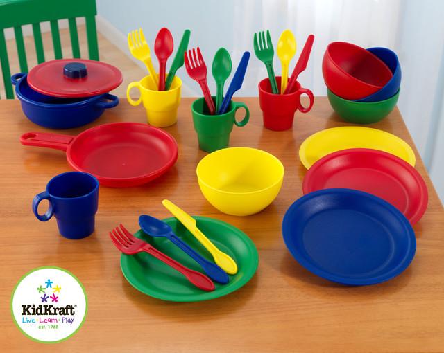 Kids furniture piece cookware play set from vistastores