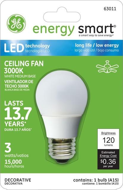 GE Energy Smart 10W Replacement (1.8W) Globe G16.5 LED Bulb bathroom-lighting-and-vanity-lighting